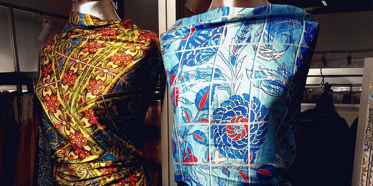 Première Vision - Trends in Kleuren en Patronen