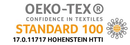 Oeko-Tex Confidence in Textiles Standard 100 wunderlabelNL
