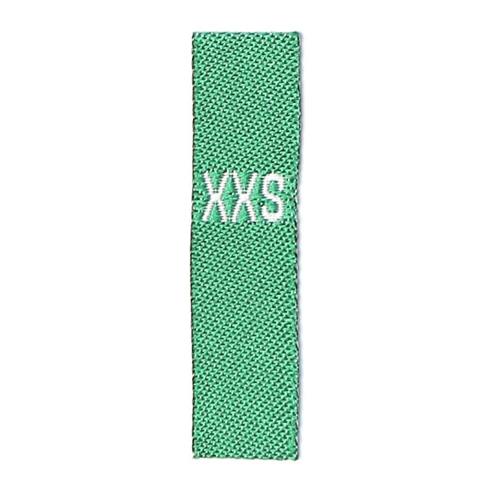 Maten XXS - XXL Groen
