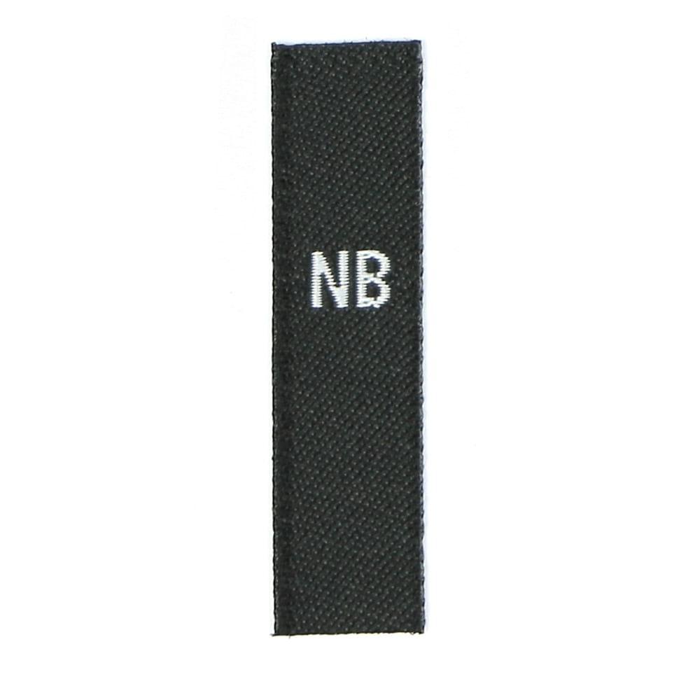 Baby & peuter kledingmaten - NB - 18-24 MO Zwart