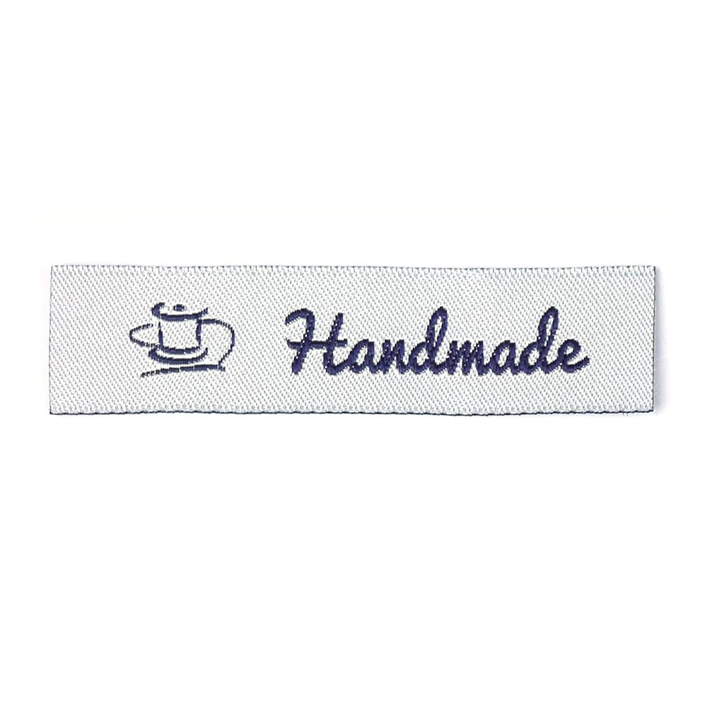 Geweven Labels - Handmade