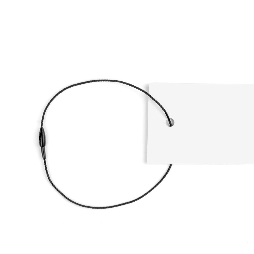 Koord met snaplock voor hanglabels